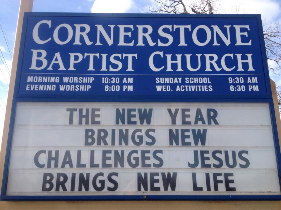 Cornerstone | Baptist Church