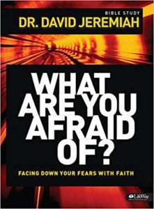 "Winter Bible Study - ""What Are You Afraid Of"""